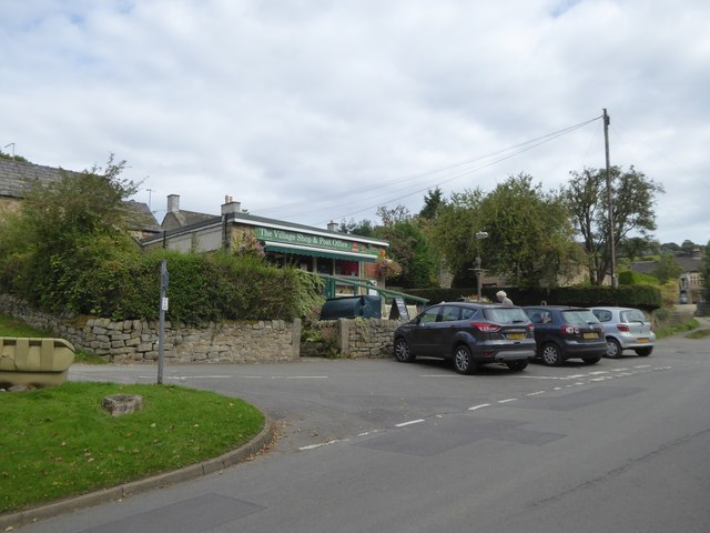 Baslow village shop and post office
