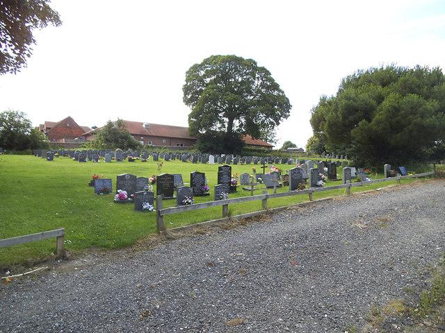 Nafferton cemetery