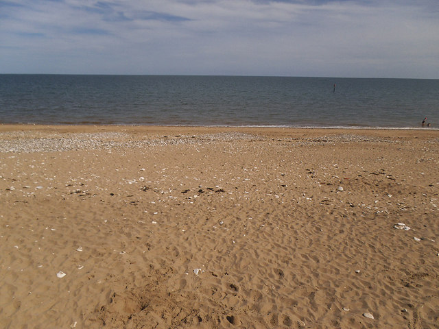 North Sands, Bridlington