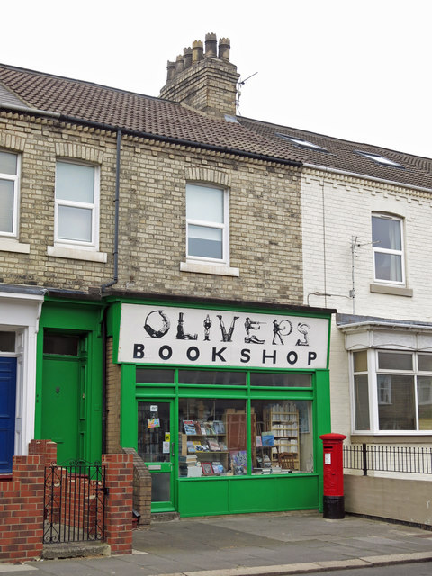 Olivers Bookshop, Whitley Road