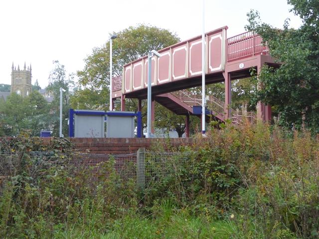 Blaydon Station