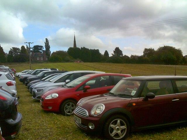 Pattingham Parking