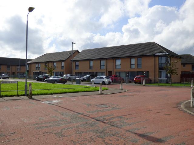 Gerry Rafferty Drive, Paisley