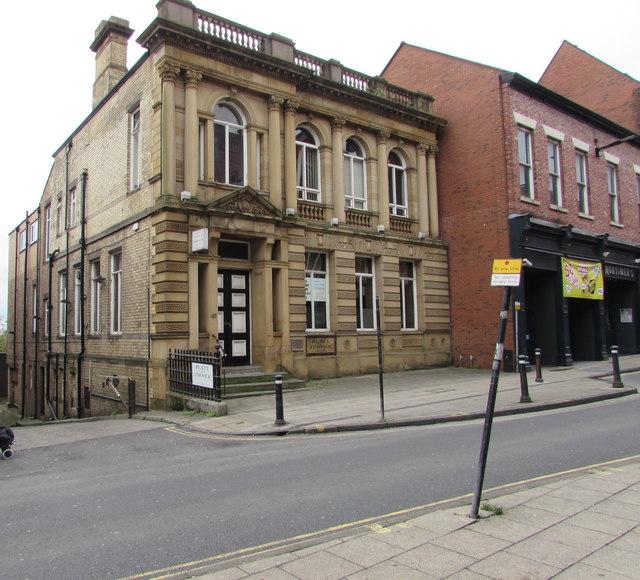 Platt & Fishwick solicitors, King Street, Wigan