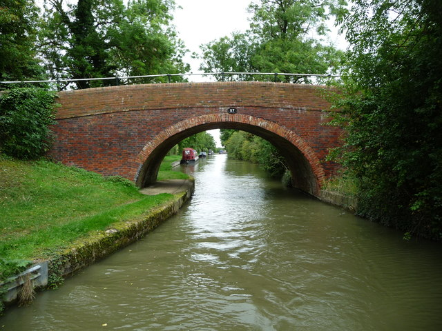 Bridge No 57, from the north-east