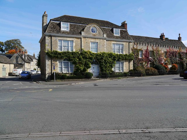 Grenville House, Market Place, Lechlade on Thames, Glos