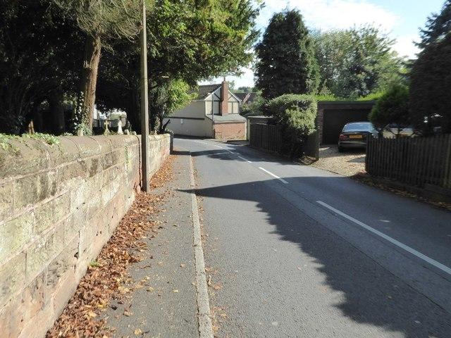 Church Road, Catshill