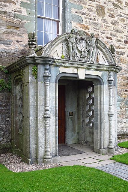 Main Doorway