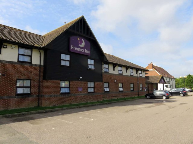 The Premier Inn in Weeley