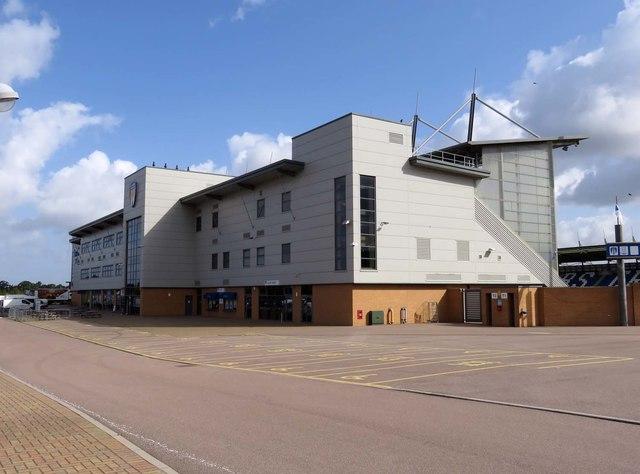 The Colchester Community Stadium
