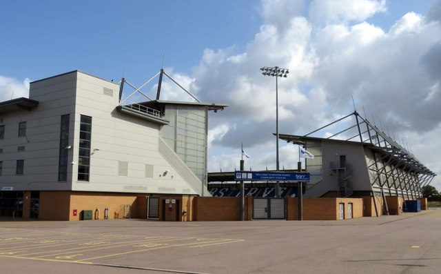 The Colchester Community Stadium
