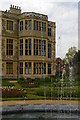 TL5238 : Audley End House: gardens and eastern front by Christopher Hilton