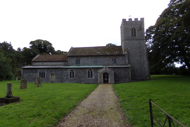 St George's Church, South Acre