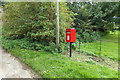 TF8114 : South Acre Postbox by Adrian Cable