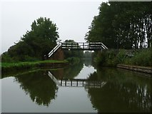 SP7288 : Bridge No 14, from the south-east by Christine Johnstone