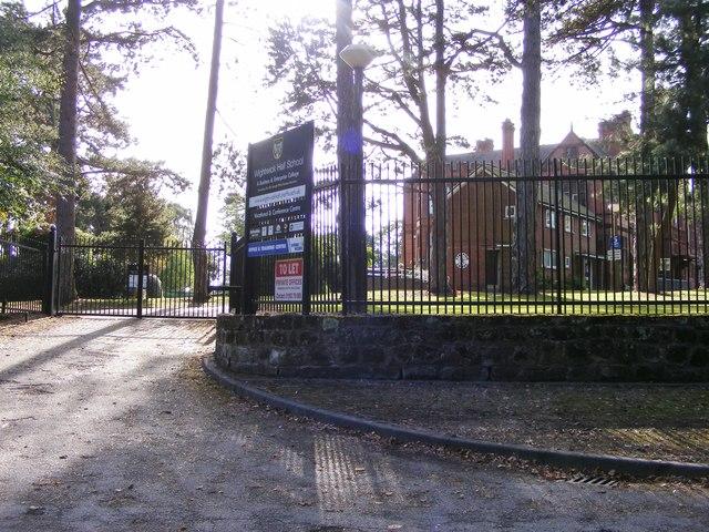 Wightwick Hall School
