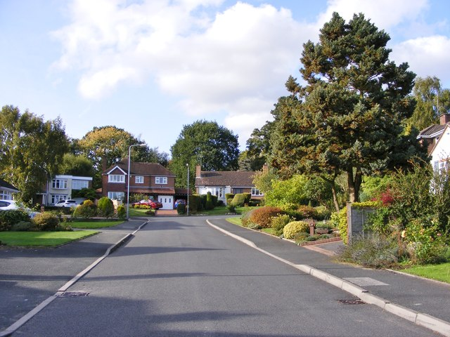 Wightwick Hall Road