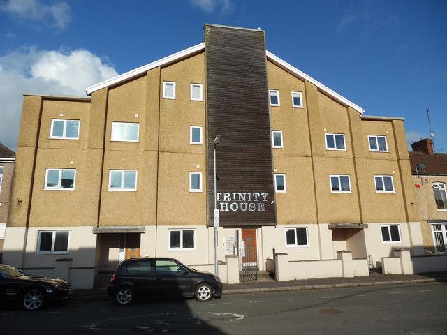 Trinity House Flats, Port Talbot