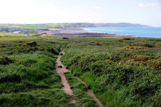 Coastal Footpath at Lower Longbeak