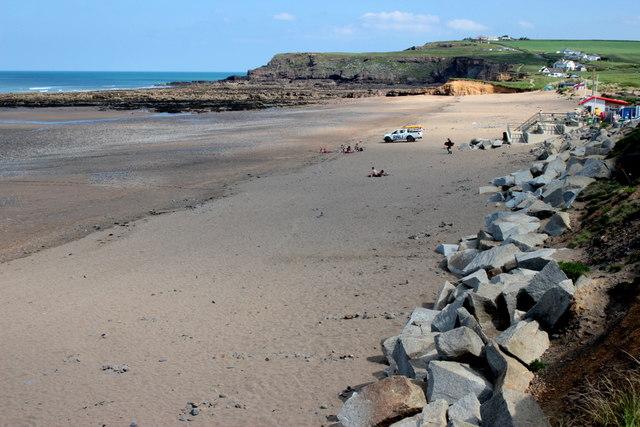 Widemouth Sand