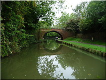 SP6989 : Black Horse Bridge [No 3], from the south-east by Christine Johnstone