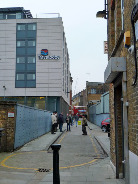 St. Chad's Place, WC1
