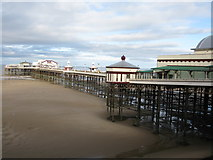 SD3036 : North Pier, Blackpool by G Laird
