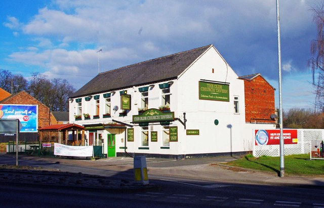 The Olde Church Tavern (1), North Baileygate, Pontefract