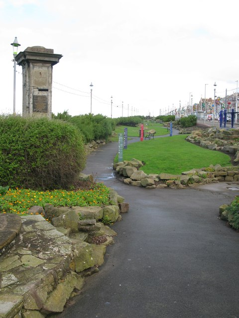 Jubilee Gardens, North Shore, Blackpool