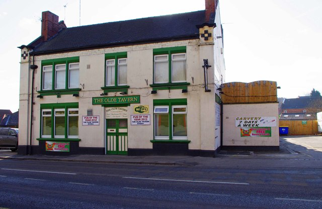The Olde Tavern, 34 South Baileygate, Pontefract