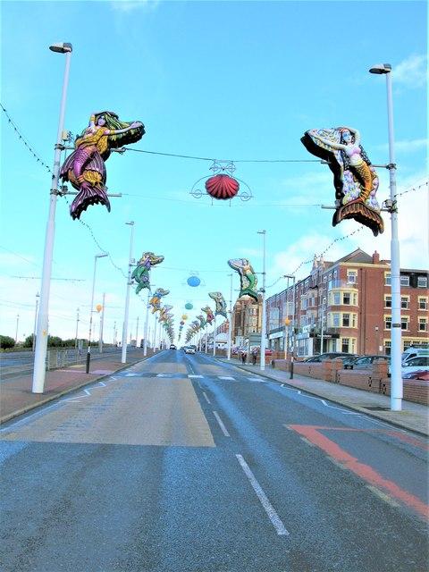 Queen's Promenade, North Shore, Blackpool