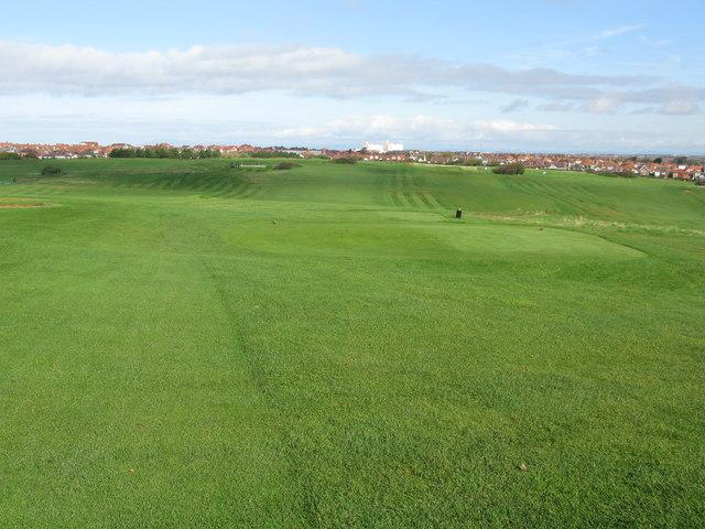 North Shore Golf Club, Blackpool