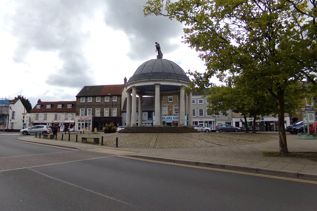 The Buttercross, Swaffham in Market Place