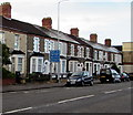 ST1775 : Penarth Road houses, Grangetown, Cardiff by Jaggery