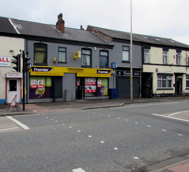 Ince Express, Ince-in-Makerfield