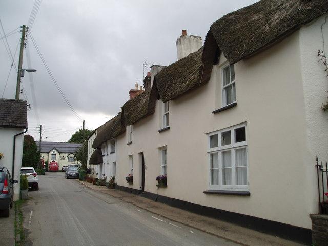 Cottages, Dolton