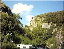 ST4754 : Cheddar Gorge by norman griffin