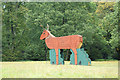 TL8191 : Lynford Stag Picnic Site Play Equipment by Adrian Cable
