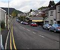 SS9992 : On-street parking, Miskin Road, Trealaw by Jaggery