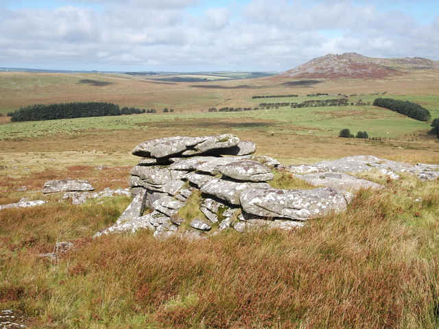 On Garrow Tor