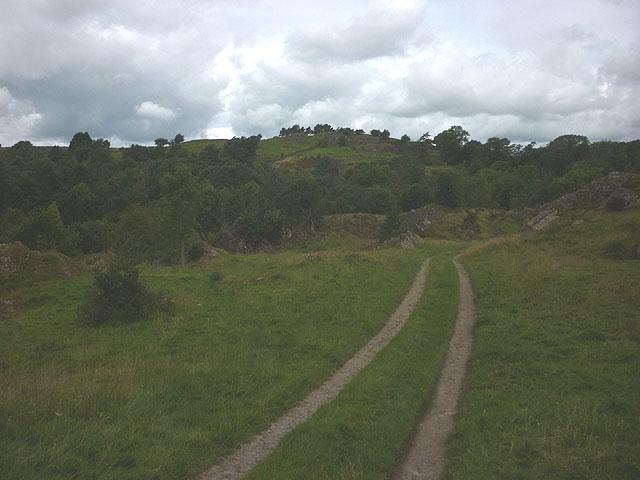 Bridleway to Beckside