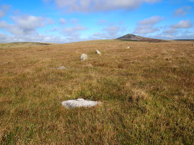 Louden Hill Stone Circle