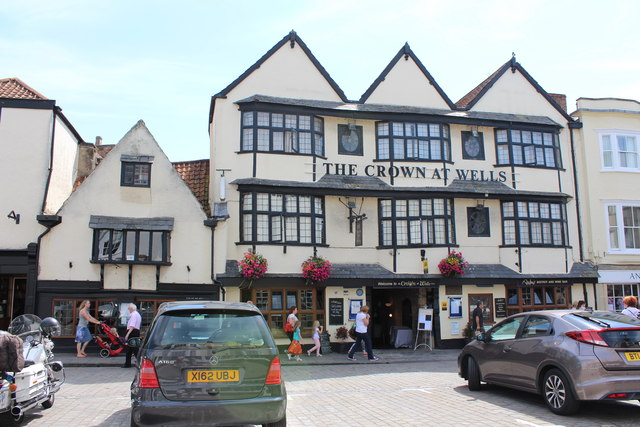 The Crown at Wells.