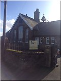 NY2536 : Uldale tearoom by Dave Thompson
