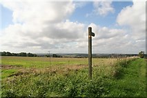 TA0609 : Footpath to Barnetby le Wold by Chris