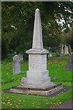 TL4262 : Girton war memorial by Ben Harris