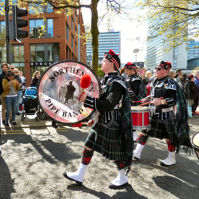 Northenden Pipe Band