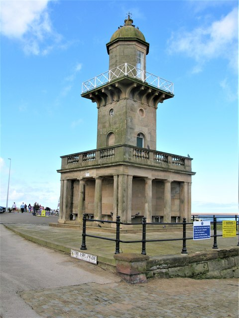 Lower Lighthouse (Beach Lighthouse), Fleetwood
