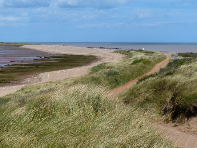 Spurn Head Spit