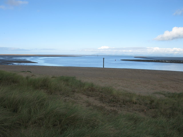 Mouth of the River Wyre, Fleetwood